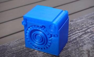 Afbeelding van Cool Things to 3D Print: Spring Loaded Box