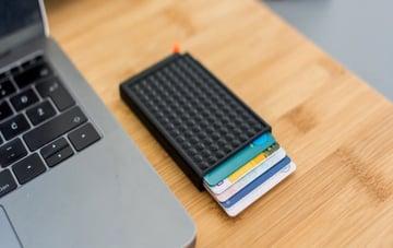 Afbeelding van coole dingen om in 3D af te drukken: slanke creditcardportemonnee