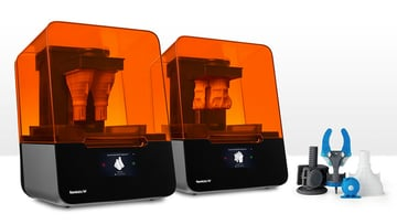 Image of Decision Maker's Guide to Resin 3D Printers & Materials: So Many Printers, What are the Differences?
