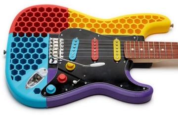 Afbeelding van Cool Things to 3D Print: Guitar