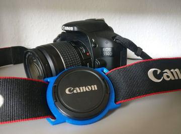Afbeelding van Cool Things to 3D Print: Lens Cap Holder