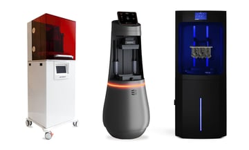 Image of Decision Maker's Guide to Resin 3D Printers & Materials: Know Your Needs