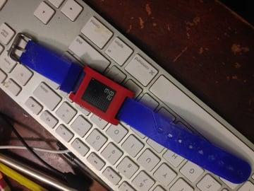 Elastyczny pasek do zegarka z nadrukiem 3D