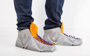 Ten model musi być wydrukowany na elastycznym materiale dla komfortu Twoich stóp