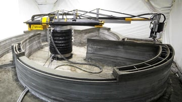 Image of 3D Printing Houses With Concrete: Advantages of 3D Printing Concrete