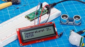 Pico适用于气象站等微控制器项目
