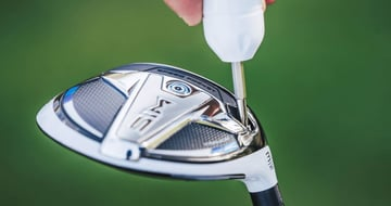 3D printing allowed TaylorMade to improve the way weight could be added to their clubs