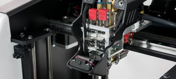 Image of Best IDEX & Dual Extruder 3D Printers: Multiple Types of Dual Extrusion