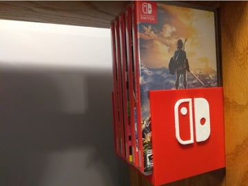 52 Fantastic Nintendo Switch Mods to 3D Print | All3DP