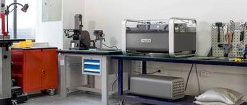 WAZER - The First Desktop Waterjet Cutting Machine | All3DP