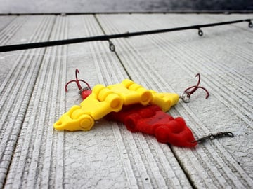 3D Printed Fishing Lures – 5 Great Curated Models to 3D
