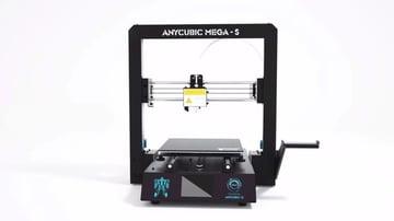Anycubic i3 Mega vs  Anycubic Mega-S – 3D Printer Shootout