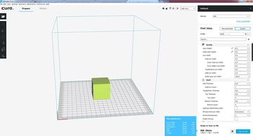 Slic3r vs Cura – 3D Printer Slicer Software Shootout | All3DP