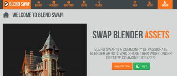 Blender 3D Models – 5 Best Sites to Look for Free Designs