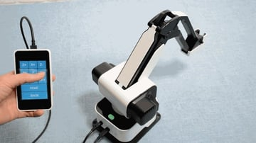 Hexbot All-In-1 Robot Arm Pushes the Limits on Versatility