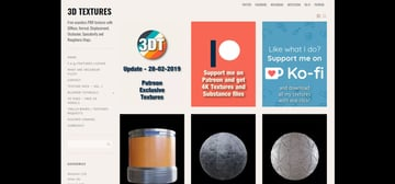 2019 Best Sites to Download Free 3D Textures | All3DP