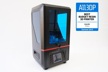 2019 Best 3D Printers at Amazon | All3DP