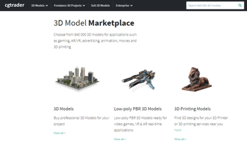 Free 3DS Max Models – 7 Best Sources   All3DP