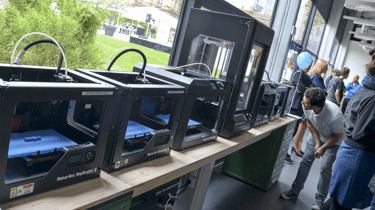 Featured image of FabLab Berlin is World's Biggest and Best