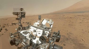 Featured image of 3D Print a Curiosity Rover: NASA Has Just Released the Files