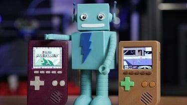 Image de l'en-tête de 28 boîtiers RetroPie pour Raspberry Pi à imprimer en 3D