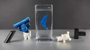 Featured image of Disney Research Creates 3D Prints with Embedded Ball Bearings