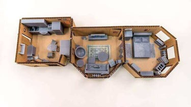 Featured image of 3D Print a Tiny Town to Help You Better Arrange Apartment Furniture