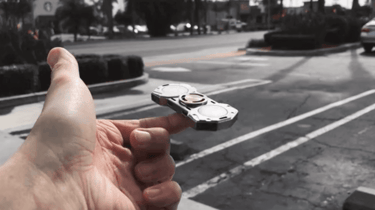 Featured image of 3D Printed Fidget Spinners Are the Newest Craze on Kickstarter