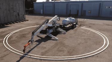Featured image of MIT's Autonomous Construction Rig 3D Prints Affordable Homes