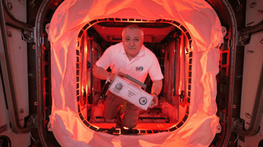 Featured image of NASA Livestream: Watch Astronauts Deploy 3D Printed Satellite
