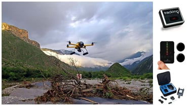 Featured image of 5 Best Drone Trackers to Find Lost Drones