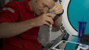 Featured image of NASA to Develop 3D Printable Tools for Research of Omics in Space