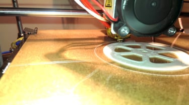 Featured image of PEI Sheet & 3D Printing: How to Use It as a 3D Print Surface