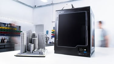 Featured image of Zortrax M300 Plus 3D Printer: Review the Specs