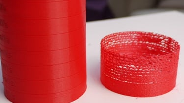 Image de l'en-tête de La sous-extrusion en impression 3D : trucs et astuces