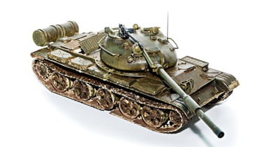 Featured image of 3D Printed Tank Miniatures – 6 Great Models (And More)