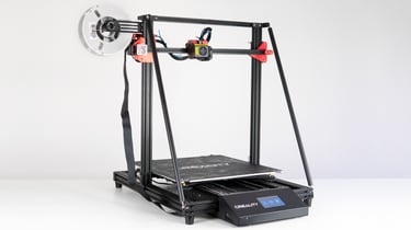 Featured image of 2019 Creality CR-10 Max Review – The Bare Min