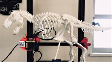 Featured image of 3D Printed T-Rex: 9 Great Curated Models