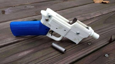 Featured image of Online 3D Printed Gun Blueprints Banned Again