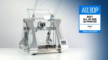 Featured image of ZMorph VX Review: Best All-in-One 3D Printer 2020