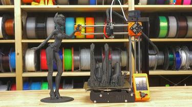 Featured image of Prusa Unveils Original Prusa Mini 3D Printer and Announces Prusa XL