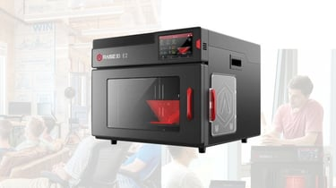 Featured image of 2019 Raise3D E2 3D Printer: Review the Specs