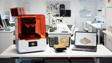 Featured image of Formlabs Unveils Form 3B Printer, Dental Business Unit, and Acquires Spectra