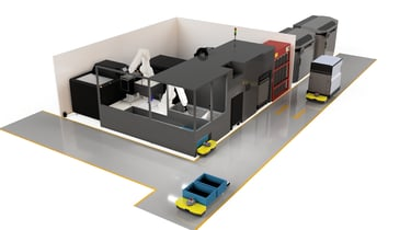 Featured image of AMT's DMS Delivers Automated End-To-End Additive Manufacturing