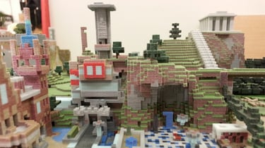 Featured image of Minecraft 3D Printing Guide