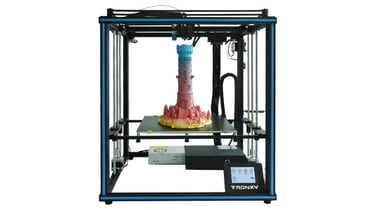 Featured image of 2020 Tronxy X5SA 3D Printer: Review the Specs