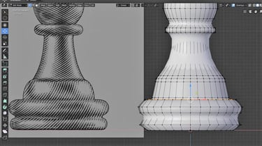 Featured image of Blender 2.8: How to Add a Vertex – Simply Explained