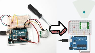 Featured image of Tinkercad & Arduino: How to Design and Simulate Circuits