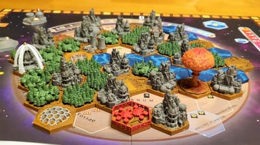 Featured image of Terraforming Mars 3D Print: 10 Great Game Models