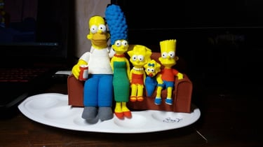 Featured image of Simpsons 3D Prints: 15 Great 3D Models for Fans